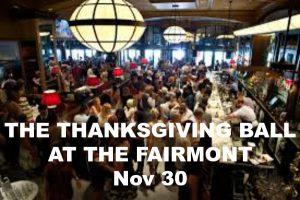 The Thanksgiving Ball
