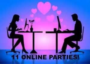 Online Speed Dating Parties!