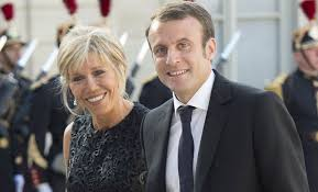 CONGRATULATIONS TO FRANCE'S NEW FIRST LADY, BRIGITTE TROGNEUX, THE WORLD'S FOREMOST COUGAR!